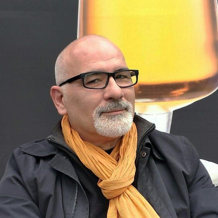 Ramon LLinas el arte contemporáneo español por excelencia. Foto del artista